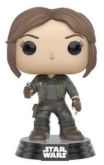 2016 Funko Pop Star Wars Rogue One 138 Jyn Erso 1