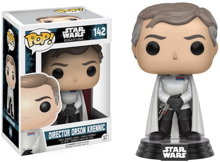 2016 Funko Pop Star Wars Rogue One 142 Director Orson Krennic