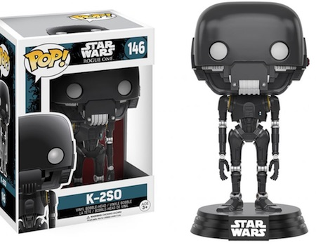 2016 Funko Pop Star Wars Rogue One 146 K-2SO