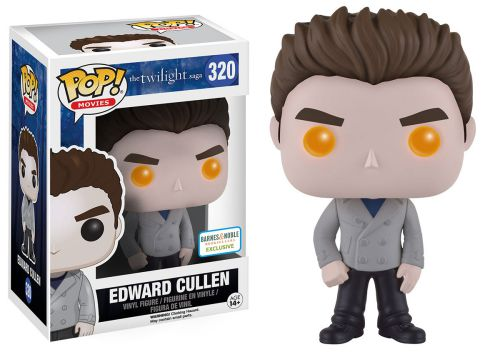 2016 Funko Pop Twilight 320 Edward Cullen B&N Exclusive