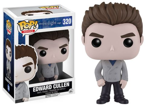 2016 Funko Pop Twilight 320 Edward Cullen