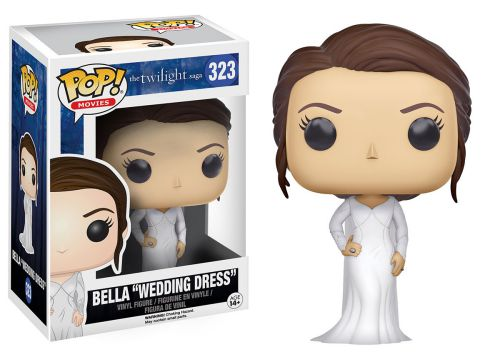 2016 Funko Pop Twilight 323 Bella Wedding Dress