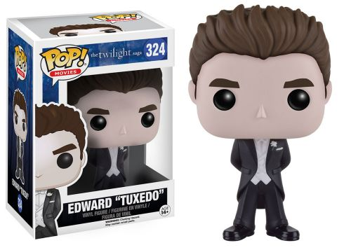 2016 Funko Pop Twilight 324 Edward Tuxedo