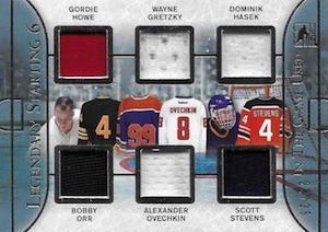 2016 Leaf In The Game Used Hockey Cards 27