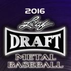 2016 Leaf Metal Draft Baseball Cards