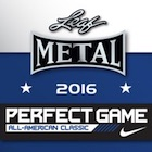 2016 Leaf Metal Perfect Game All-American Classic Baseball Cards