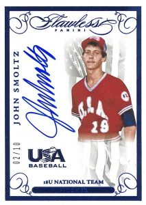 Top 10 John Smoltz Baseball Cards 2