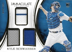 2016 Panini Immaculate Baseball Cards 37