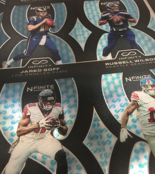 2016 Panini Infinity Football NFINITE Inserts