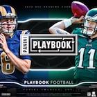 2016 Panini Playbook Football Cards
