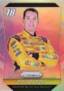 2016 Panini Prizm NASCAR Racing Cards 26