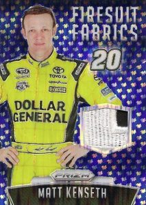 2016 Panini Prizm NASCAR Racing Cards 29