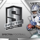2016 Panini Spectra Football Cards