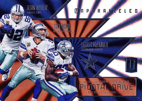 2016 Panini Unparalleled Football Cards 32