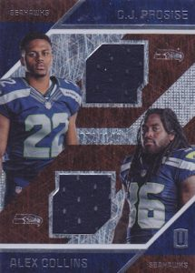 2016 Panini Unparalleled Football Cards 34