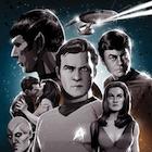 2016 Rittenhouse Star Trek 50 for 50 Trading Cards