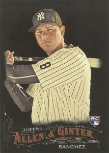 Full Guide to Gary Sanchez Rookie Cards and Key Prospects 8