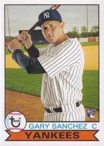 Full Guide to Gary Sanchez Rookie Cards and Key Prospects 9