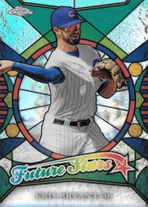 2016 Topps Chrome Baseball Cards 30