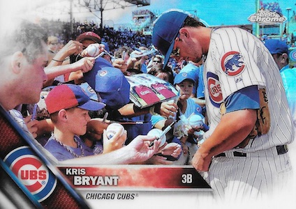 2016 Topps Chrome Baseball Variations Guide & Gallery 9