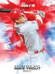 2016 Topps Crossover Trading Cards 23