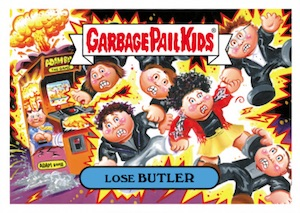2016 Topps Garbage Pail Kids Best of the Fest Sticker Cards - Final Print Runs Added 7