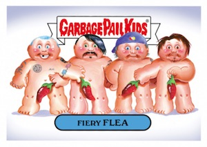 2016 Topps Garbage Pail Kids Best of the Fest Sticker Cards - Final Print Runs Added 20