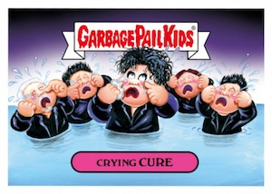 2016 Topps Garbage Pail Kids Best of the Fest Sticker Cards - Final Print Runs Added 22