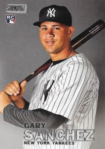 Full Guide to Gary Sanchez Rookie Cards and Key Prospects 17