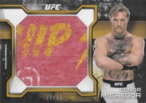 Top 10 Conor McGregor Cards 12