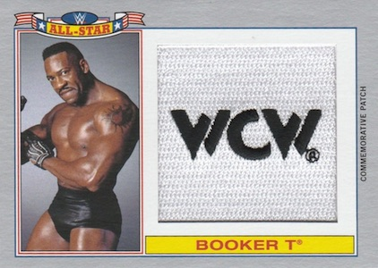 2016 Topps WWE Heritage Wrestling Commemorative All-Star Patches