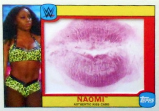 2016 Topps WWE Heritage Wrestling Cards 26