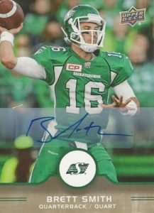 2016 Upper Deck CFL Football Cards 25
