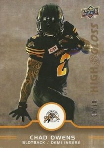 2016 Upper Deck CFL Football Cards 24