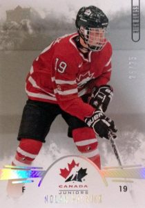 2016 Upper Deck Team Canada Juniors Hockey Base High Gloss