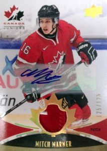 2016 Upper Deck Team Canada Juniors Hockey Cards 25