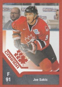 2016 Upper Deck Team Canada Juniors Hockey Retro