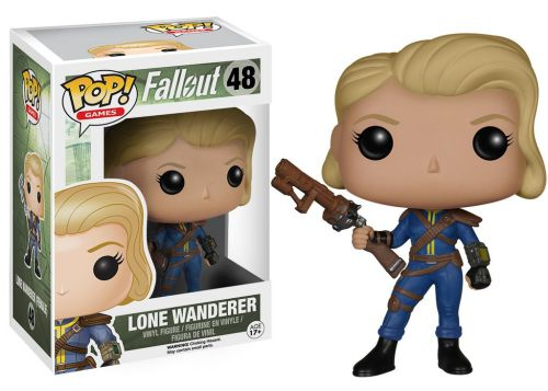 Funko Pop Fallout 48 Lone Wanderer Female