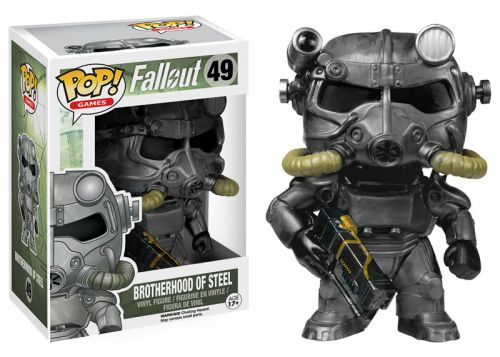 Funko Pop Fallout 49 Brotherhood of Steel