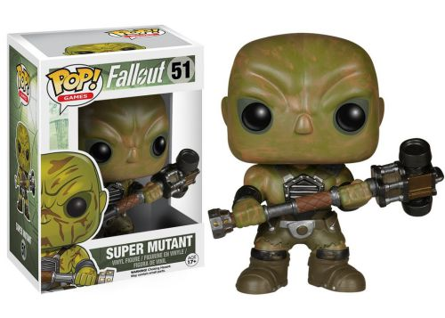 Funko Pop Fallout 51 Super Mutant