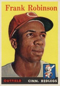 Top 10 Vintage Baseball Card Singles of 1958 2