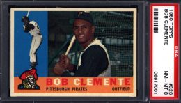Press Release: Just Collect Auction Highlighted by 1960 Topps Baseball Set Break 4