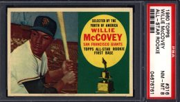 Press Release: Just Collect Auction Highlighted by 1960 Topps Baseball Set Break 2