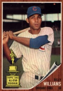 1962 Topps Billy Williams #288