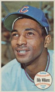 1964 Topps Giant Billy Williams #52