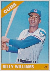 1966 Topps Billy Williams #580