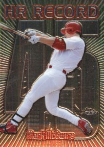 1999 Topps Chrome Mark McGwire #220-45