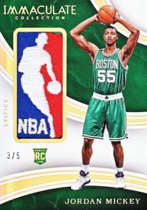 2015-16 Panini Immaculate Basketball Cards 30