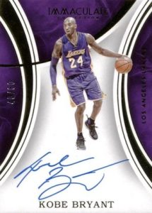 2015-16 Panini Immaculate Basketball Cards 34