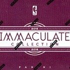 2015-16 Panini Immaculate Basketball Cards